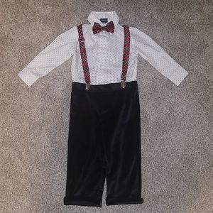 2T boy outfit